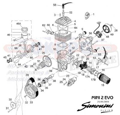 Simonini Mini 2 Evo 56 Ignition Crank Case 13616 P additionally Find Information 1947 Harley Davidson additionally Honda Magna Oil Pump besides 2013 08 01 archive besides Harley Electronic Ignition Wiring Diagram. on evo ignition schematic